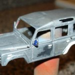 """How To"" Project- Creating a Land Rover Defender 110"