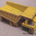 The Weathered Dump Truck