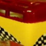 """Hot To"" Project- Painting a Checker Paint Scheme"