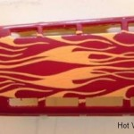 """How To"" Project- Making Hand Painted Flames"