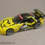 The Back Story…    Hot Wheels' 2007 Corvette C6R GT1