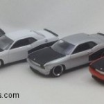 Casting Review:  Auto World 2010 Dodge Challenger Wide Body