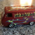 Custom Build:  1965 Ford Econoline Van by LBCustomz (Dino Laspada)