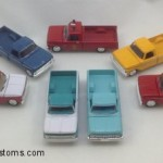 Casting Review:  Racing Champions 1965 Ford F-100 Pickup